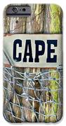Rustic Cape Cod iPhone Case by Bill  Wakeley