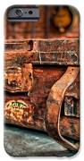 Rustic Trunk iPhone Case by Brett Engle