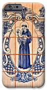 Saint Anthony of Padua iPhone Case by Christine Till