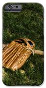 Sand Lot Baseball iPhone Case by Bill Cannon