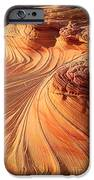 Second Wave Flow iPhone Case by Inge Johnsson