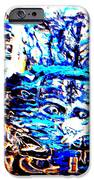 see the sea trolls iPhone Case by Else Margrethe Widerberg