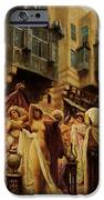 Slave Auction iPhone Case by Fabbio Fabbi