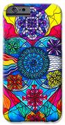 Speak From The Heart iPhone Case by Teal Eye  Print Store
