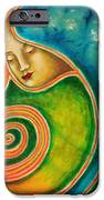Spiraling Inward iPhone Case by Annette Wagner