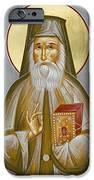 St Nektarios of Aegina iPhone Case by Julia Bridget Hayes