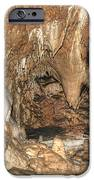 stalactites iPhone Case by Michal Boubin