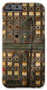 Steampunk - Phones - The old switch board iPhone Case by Mike Savad