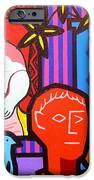Still Life With Picasso's Dream iPhone Case by John  Nolan