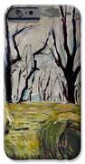 STRAGGLERS iPhone Case by Charlie Spear