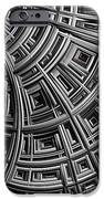 Structure iPhone Case by John Edwards