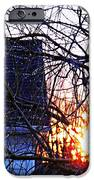 Sunrise Next Door iPhone Case by Sarah Loft