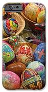 Symbols of Easter- Spiritual and Secular iPhone Case by Gary Holmes