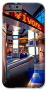Technology Curve Pittsburgh International Airport iPhone Case by Amy Cicconi