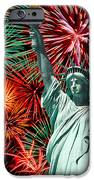 The 4th of July iPhone Case by Anthony Sacco