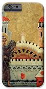 The Annunciation iPhone Case by Fedusko of Sambor