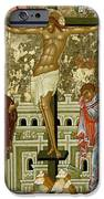 The Crucifixion of Our Lord iPhone Case by Novgorod School
