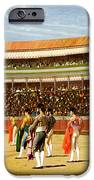 The Entry of the Bull iPhone Case by Jean Leon Gerome