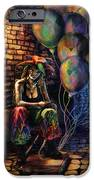 The Fool Dreamer iPhone Case by Kd Neeley