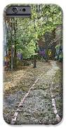 The Path of Graffiti iPhone Case by Jason Politte