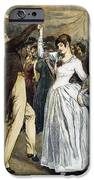THOMAS HARDY, 1886 iPhone Case by Granger