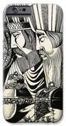 Three Kings iPhone Case by Richard Hook