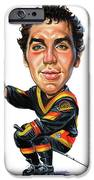 Tiger Williams iPhone Case by Art