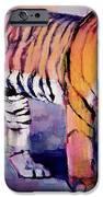 Tigress iPhone Case by Mark Adlington