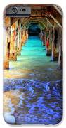 TRANQUILITY iPhone Case by KAREN WILES