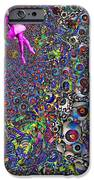Tunnel Dance iPhone Case by Jason Saunders