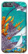 Under the Bahamian Sea iPhone Case by Daniel Jean-Baptiste