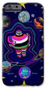 United Planets of Eurotrazz iPhone Case by Robert  SORENSEN