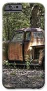 Vintage Rust iPhone Case by Benanne Stiens