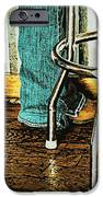 Waiting Waitress  iPhone Case by Chris Berry