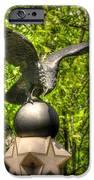 War Eagles - 29th Pennsylvania Infantry Slocum Avenue South Culp's Hill Spring Gettysburg iPhone Case by Michael Mazaika