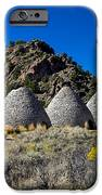 Wards Charcoal Ovens iPhone Case by Robert Bales