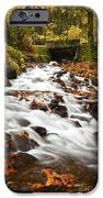 Water under the Bridge iPhone Case by Mike  Dawson
