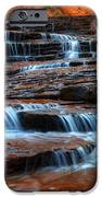 Waterfall Cascade North Creek iPhone Case by Bob Christopher