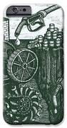 We Have Gas iPhone Case by Richie Montgomery