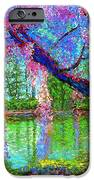 Weeping Beauty iPhone Case by Jane Small
