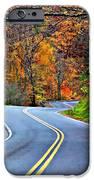 West Virginia Curves 2 iPhone Case by Steve Harrington