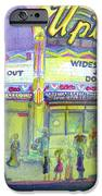 Widespread Panic Uptown Theatre  iPhone Case by David Sockrider