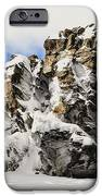 Winter at the Stony Summit iPhone Case by Aged Pixel