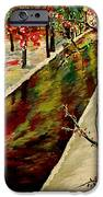 Winter In the Park  iPhone Case by Mark Moore