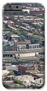 Wrigley Field - Home of the Chicago Cubs iPhone Case by Adam Romanowicz