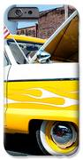 Yellow Flame iPhone Case by Cindy Archbell