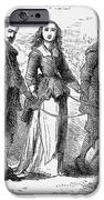 QUAKERS: MARY DYER, 1659 iPhone Case by Granger