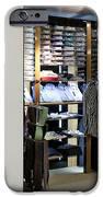 Italian Fashion Shop For Men Tallinn iPhone Case by Jaak Nilson