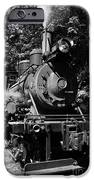 Climax Geared Locomotive iPhone Case by Thomas R Fletcher