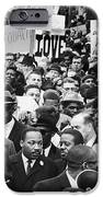 MARTIN LUTHER KING, JR iPhone Case by Granger